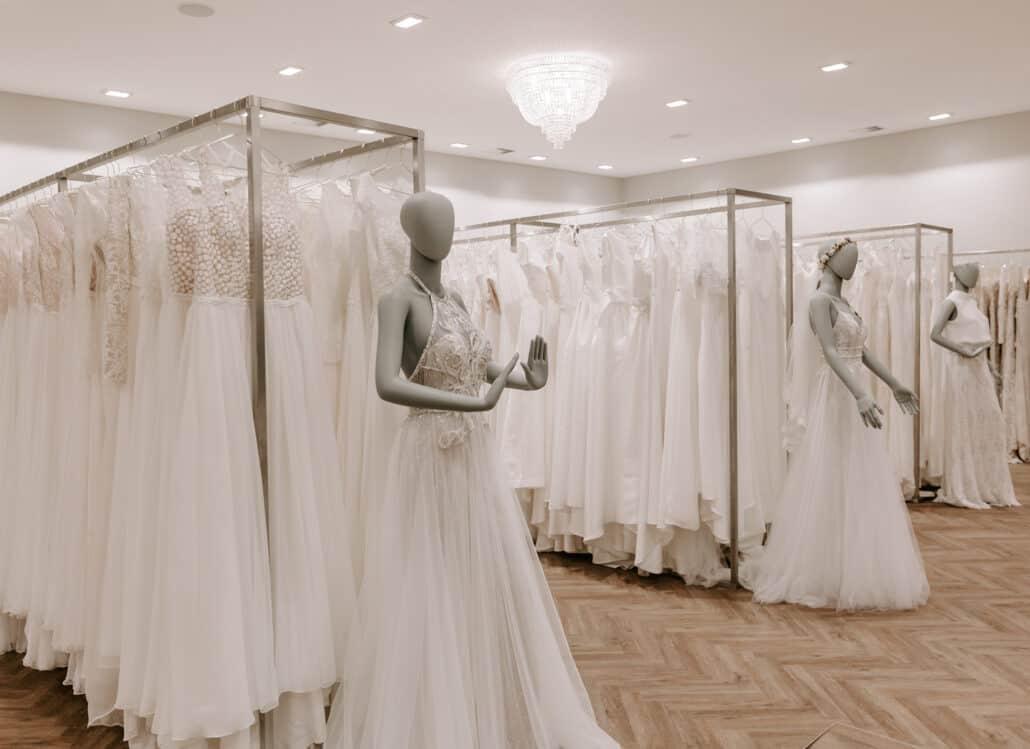 Brautmode In Dusseldorf Von Klassisch Bis Modern Brautblute